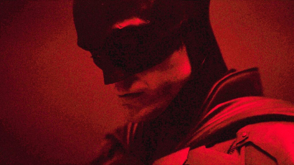 Batman Movie Robert Pattinson
