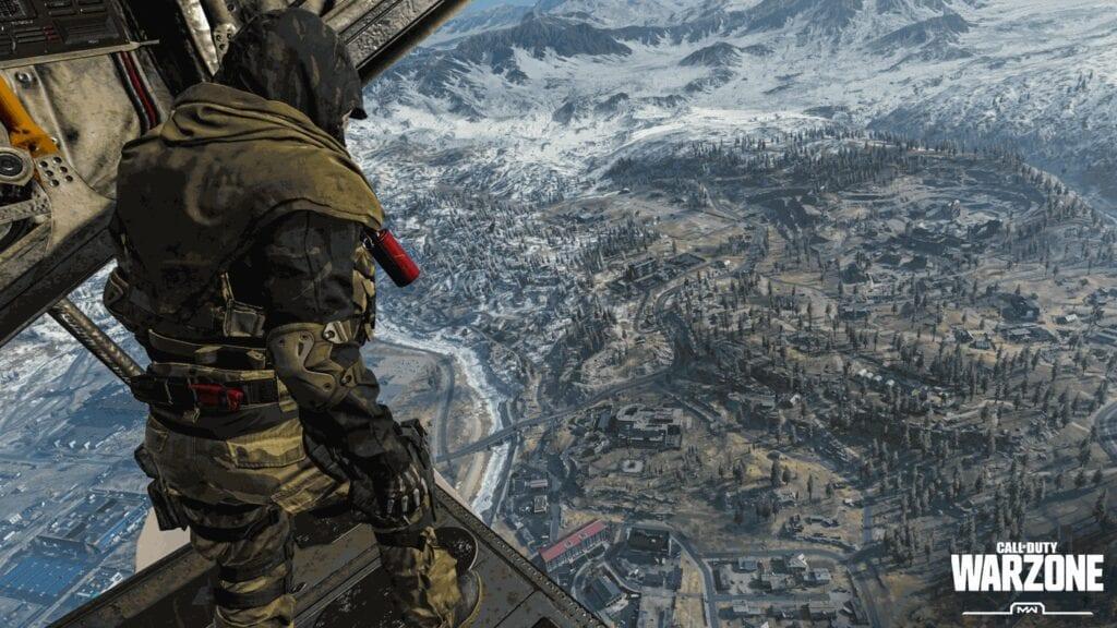 Call of Duty: Warzone 'Metro Subway' Reportedly Opening Next Season