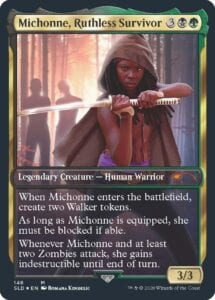 the walking dead wizards of the coast magic the gathering