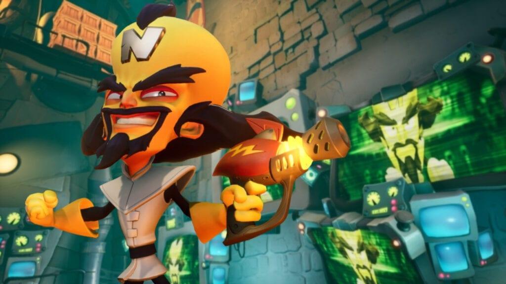 Crash Bandicoot 4 Gameplay
