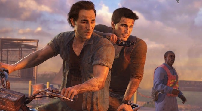 Nolan North Uncharted 5