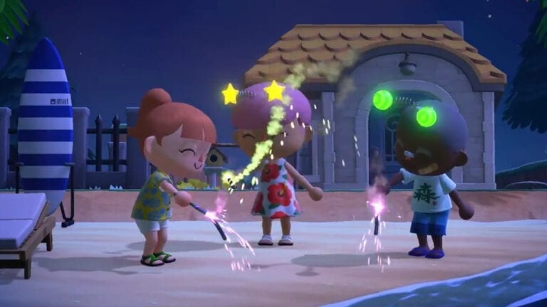 Tokyo Game Show 2020 GOTY Award Given To Animal Crossing: New Horizons