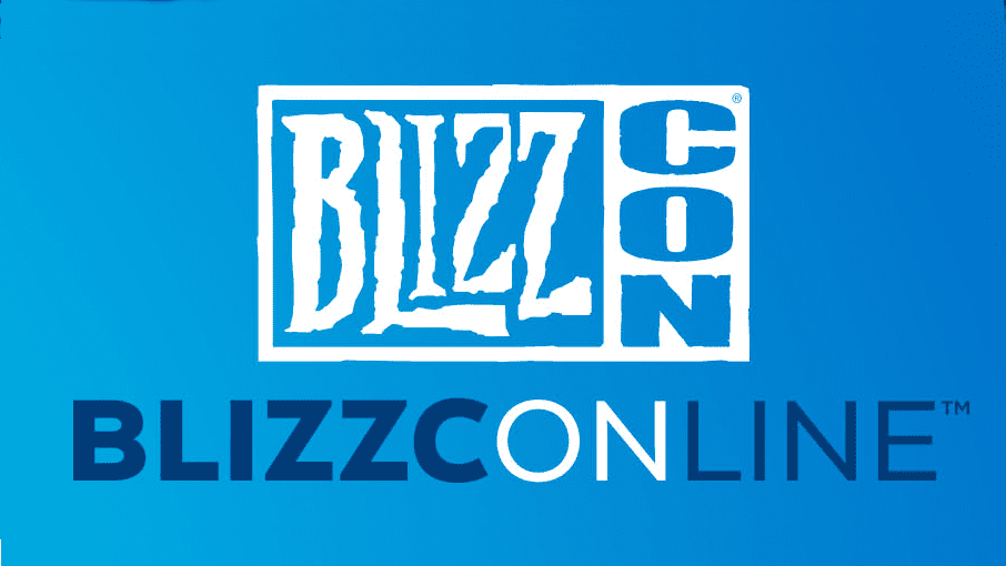 BlizzConline Blizzard BlizzCon