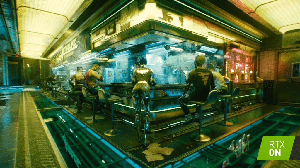 Cyberpunk 2077 Nvidia GeForce RTX 30 Series