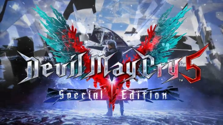 Devil May Cry Special Edition