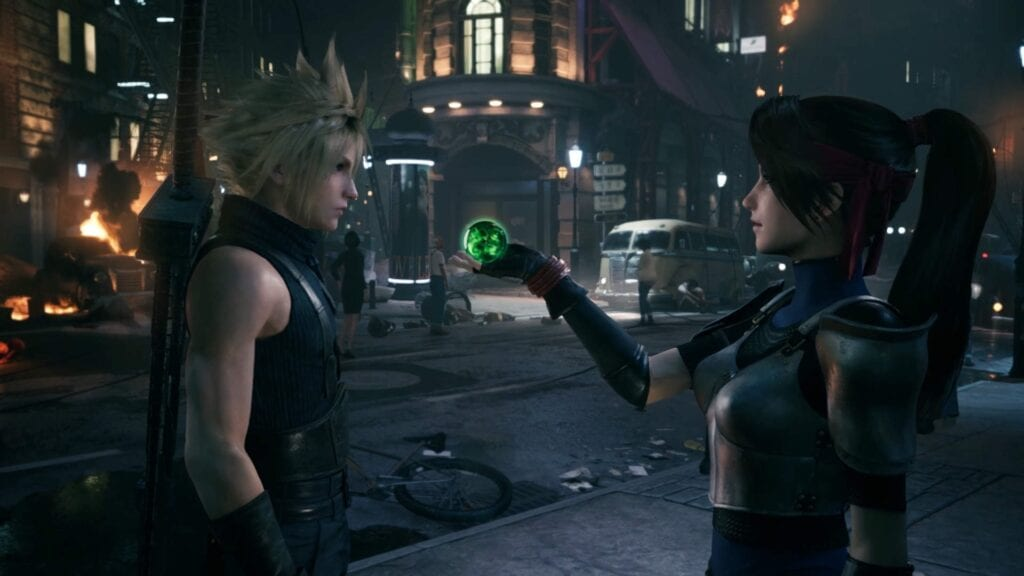 Final Fantasy VII Remake Xbox One Port Seemingly Leaked