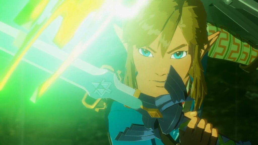 Hyrule Warriors Age of Calamity Zelda BotW prequel