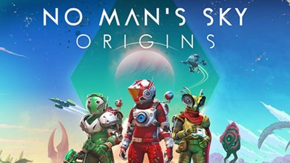 No Man's Sky Origins Update