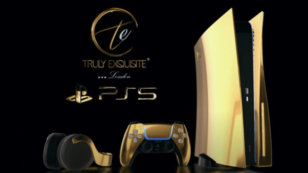 Solid Gold PS5 Pre-Orders Kicking Off Later This Week (VIDEO)