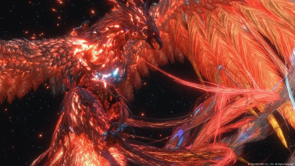 Final Fantasy XVI Has A Provisional 'Mature' Rating By PEGI