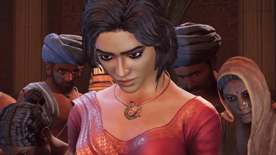 Prince of Persia The Sands of Time Remake Visuals Explained