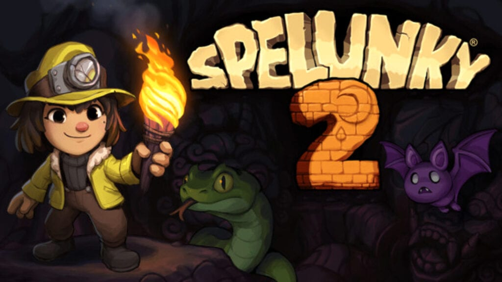 Spelunky 2 Steam Release Date