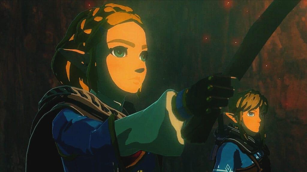 The Legend of Zelda Breath of the Wild 2 Update