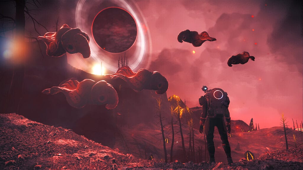 No Man's Sky Origins Update