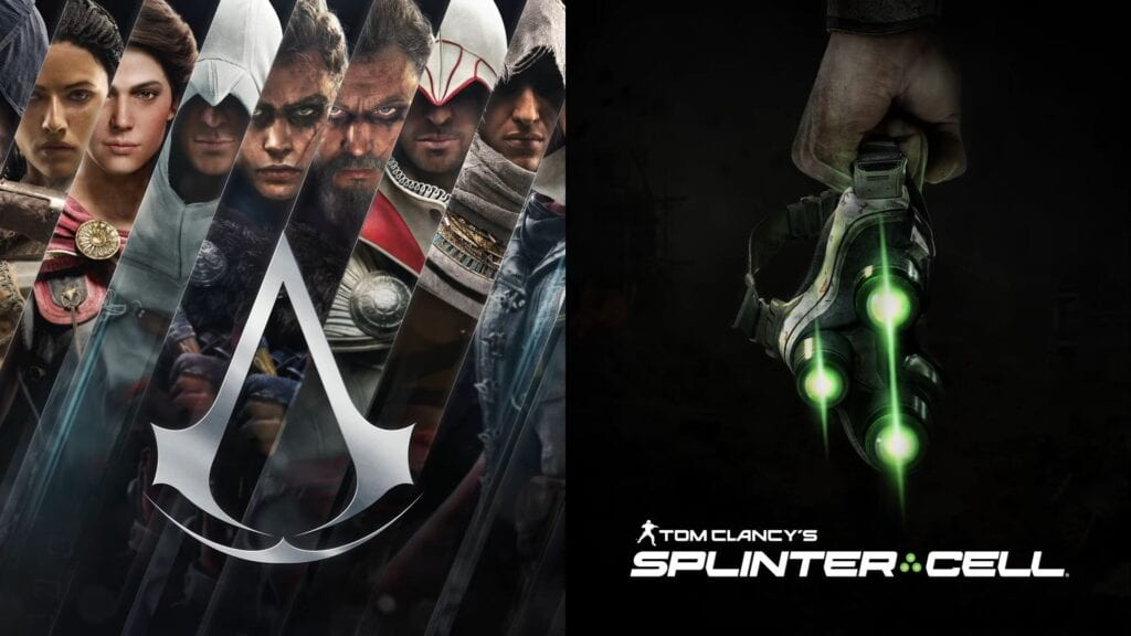 Assassin's Creed VR Splinter Cell VR Oculus