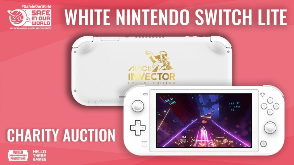 Avicii Nintendo Switch