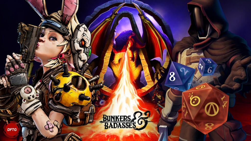 Borderlands Bunkers and Badasses Tiny Tina RPG