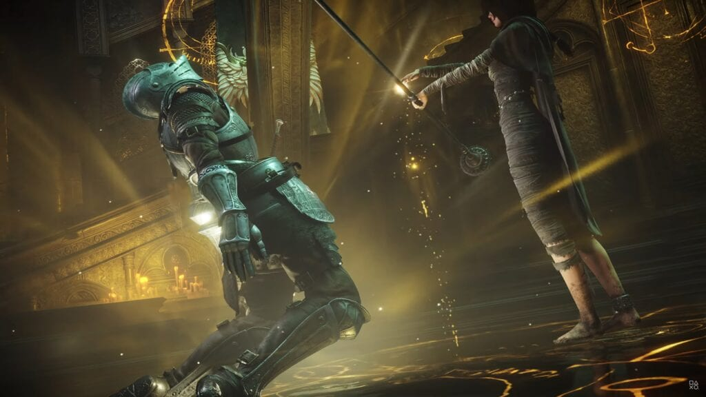 Demon's Souls Remake Receives A Stellar New Gameplay Trailer (VIDEO)