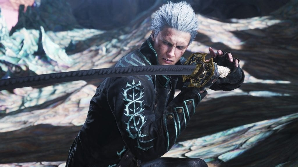 Devil May Cry 5 Is Adding Vergil As A Playable Character