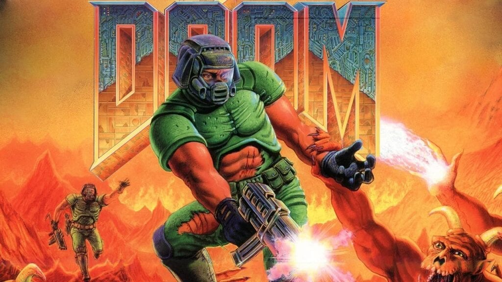 DOOM Modder Makes The Game Playable On A Pregnancy Test (VIDEO)