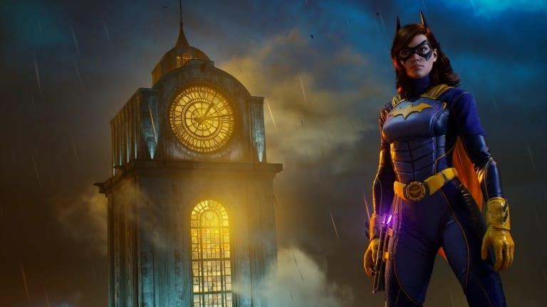 Gotham Knights Voice Cast Revealed