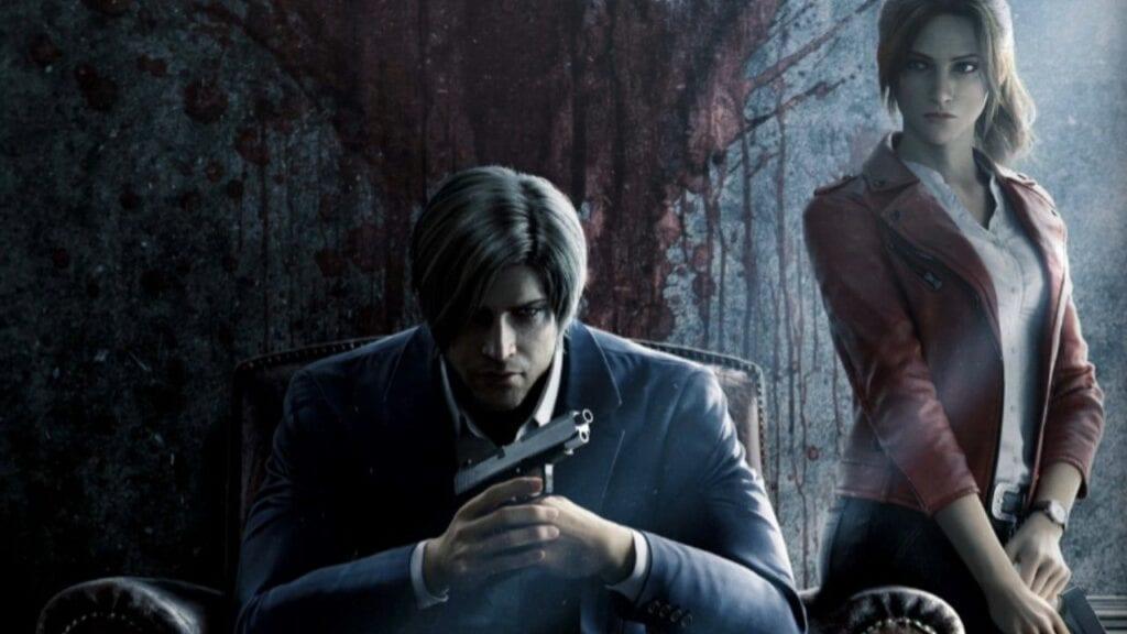 Resident Evil Infinite Darkness Trailer