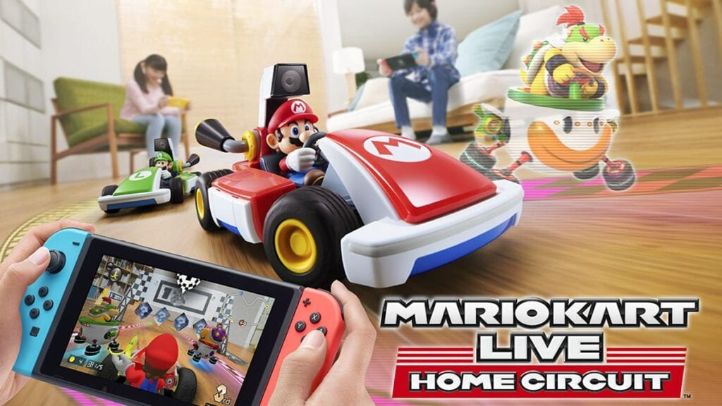Mario Nintendo Direct