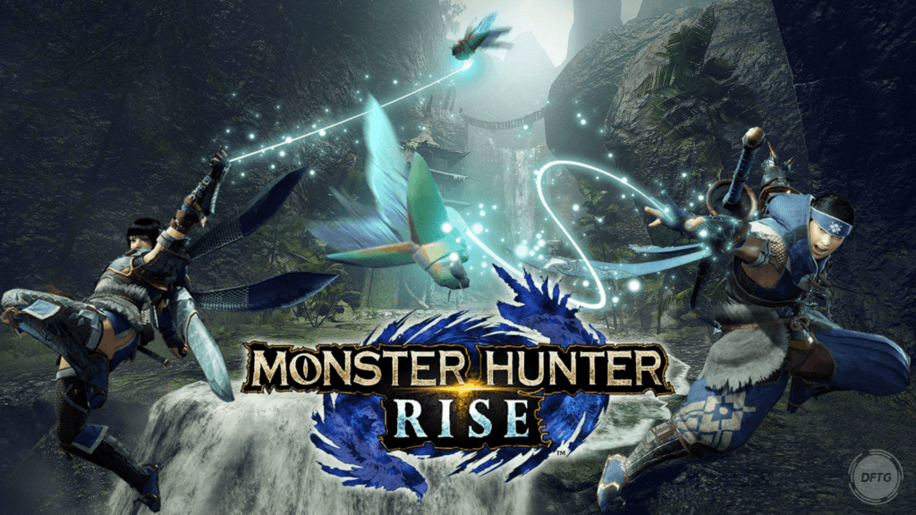 monster hunter rise wirebug