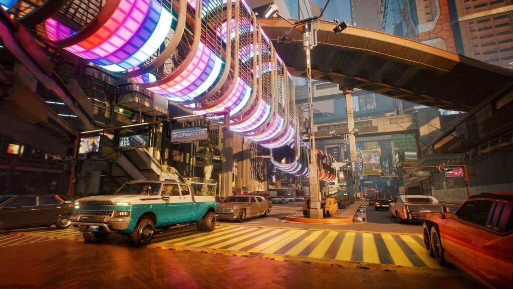 Cyberpunk 2077 Night City Trailer