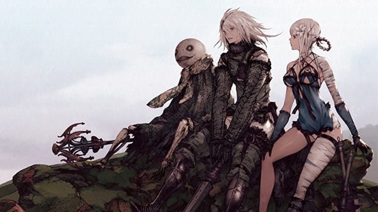 NieR Replicant Is Coming To Current-Gen Consoles Next Year