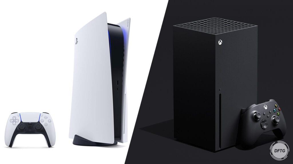 PlayStation 5 Xbox Series X