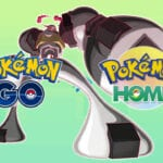 Pokemon Go Pokemon Home Meltan Melmetal