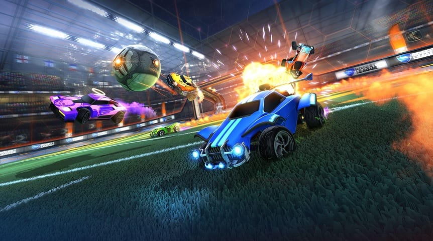 Rocket League Free To Play Won't Require PlayStation Plus, Nintendo Switch Online