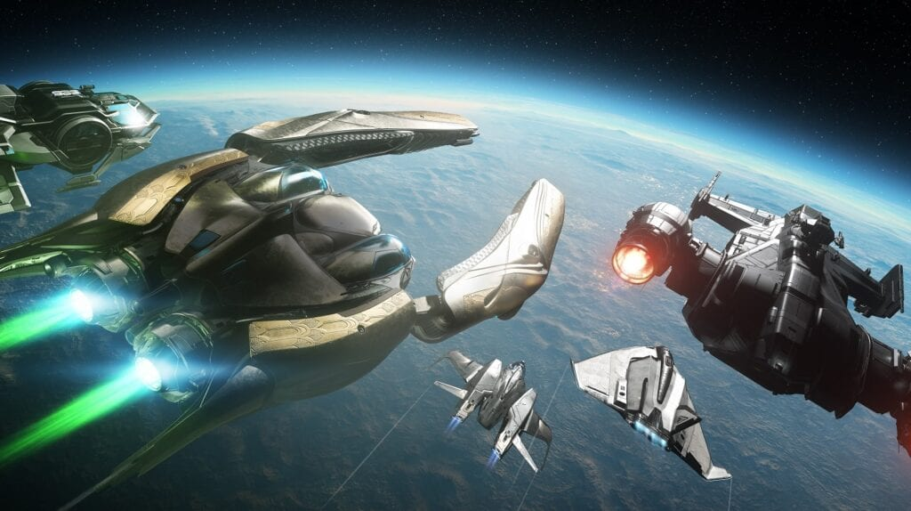 """Star Citizen's Promised Gameplay Is """"Not A Pipe Dream,"""" Says Creator"""