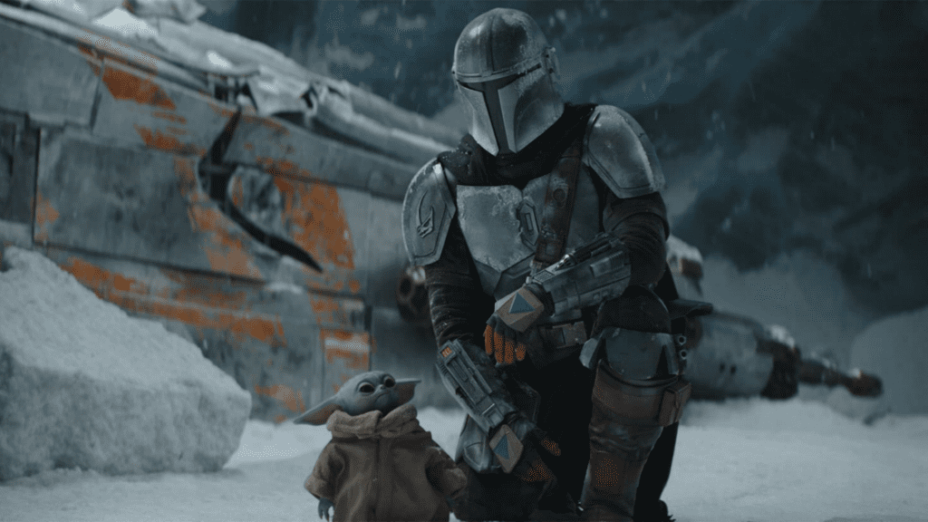 the mandalorian disney plus