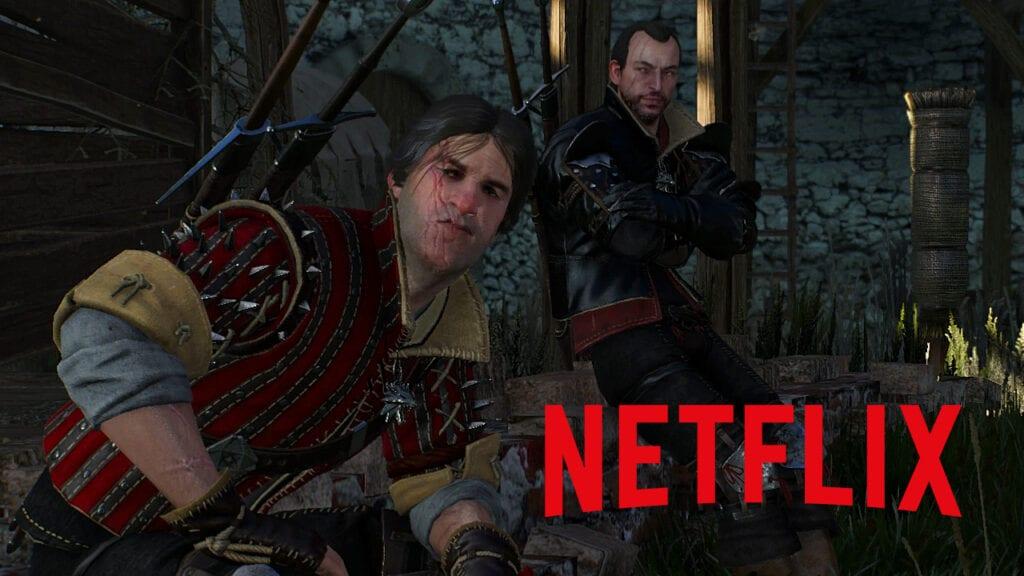 The Witcher Season 2 Eskel