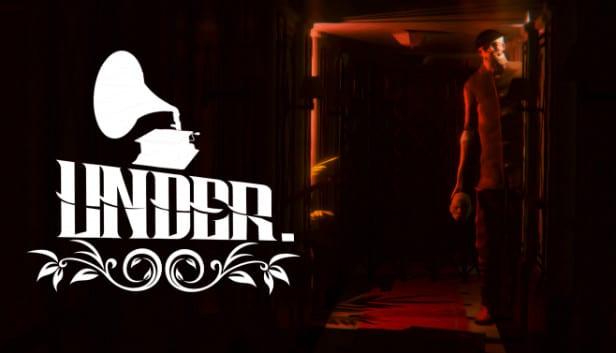 Under Horror Game