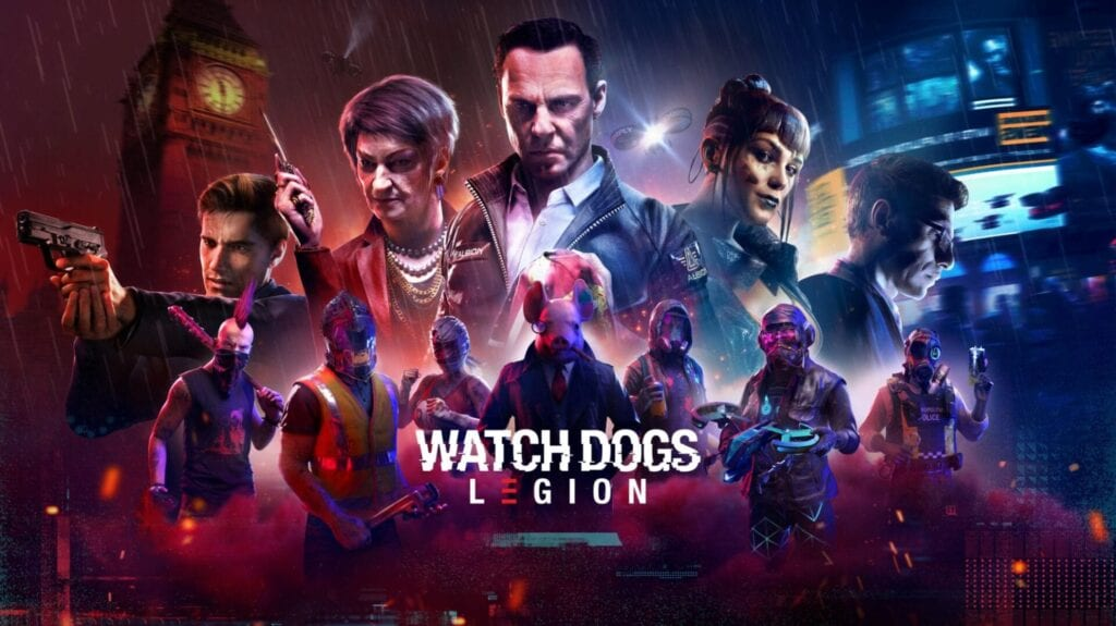 watch dogs legion feat