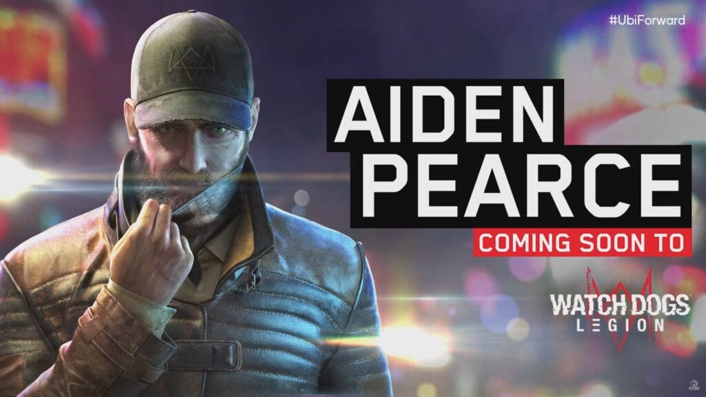 Watch Dogs: Legion Reveals Post-Launch Content Featuring Aiden Pierce (VIDEO)
