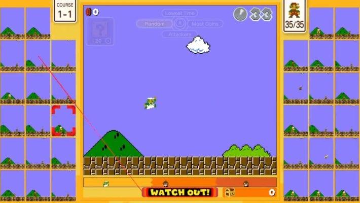 Super Mario Bros 35 Luigi