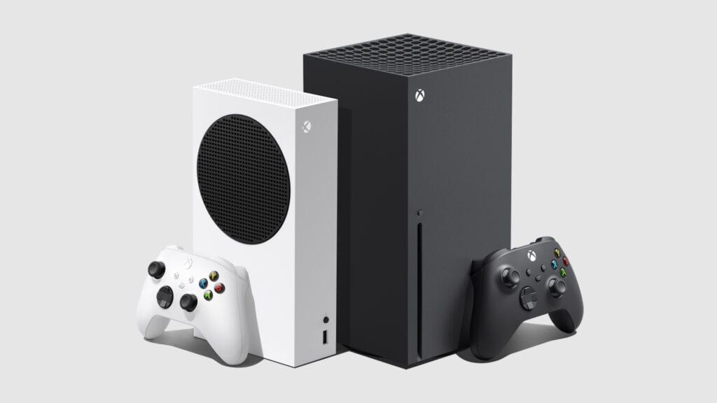 Xbox Series X Tactile