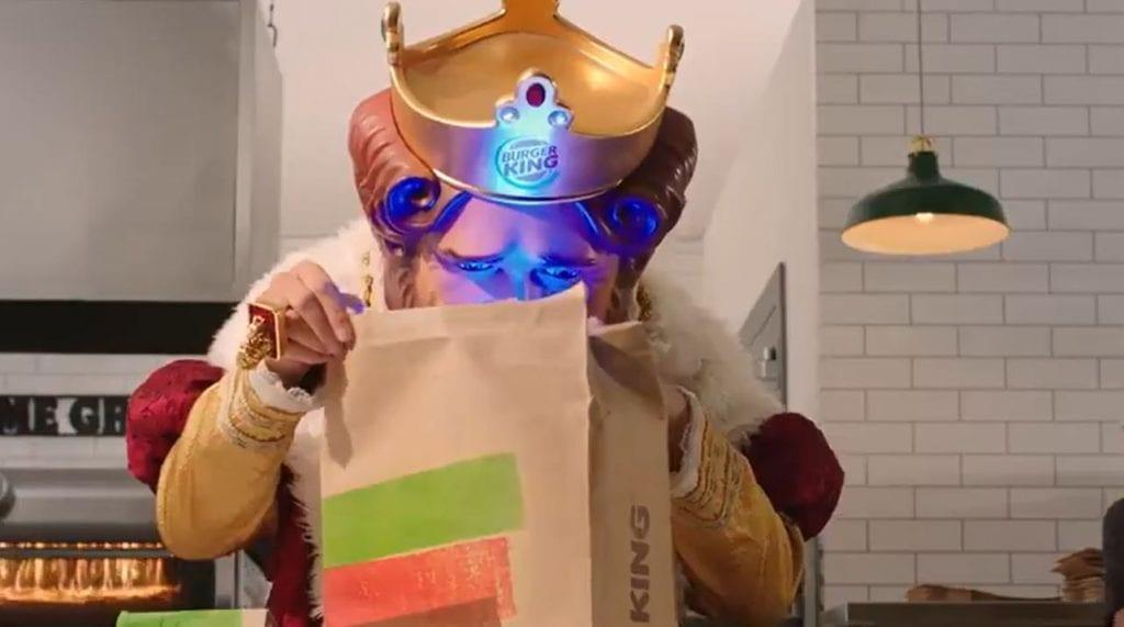 Burger King PlayStation 5