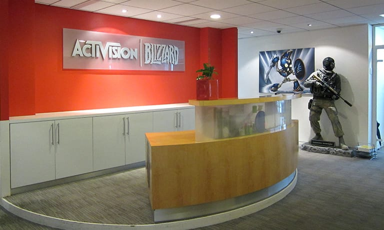 Activision Blizzard France