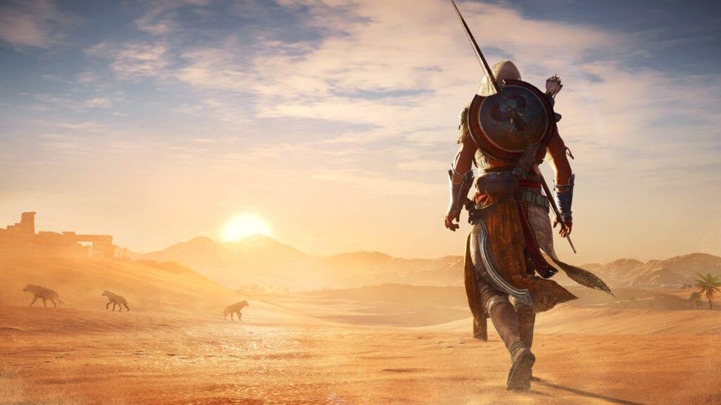 Assassin's Creed Origins Playthrough