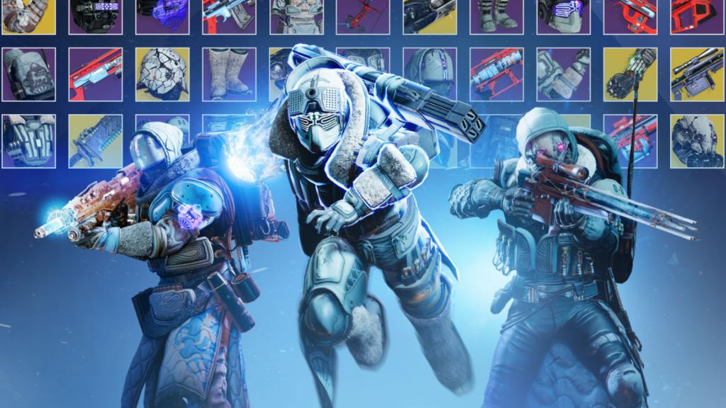 Destiny 2 Beyond Light Weapons Gear