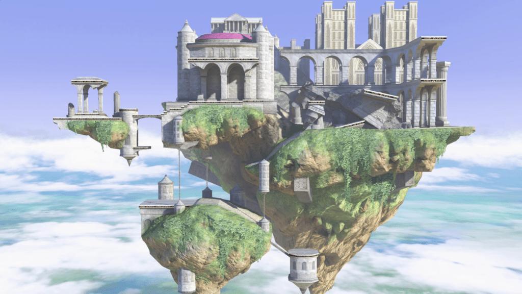 Super Smash Bros Hyrule