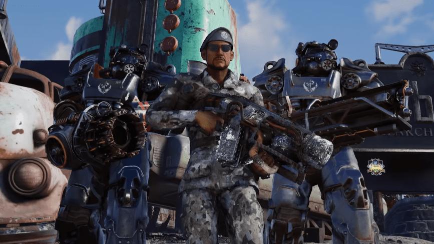 Fallout 76 Brotherhood of Steel