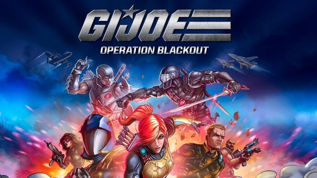 G.I. Joe: Operation Blackout