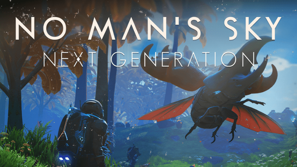 No Man's Sky Next Generation Update