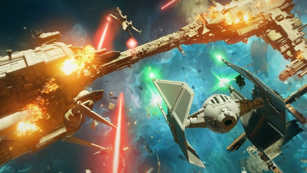 Star Wars: Squadrons Update 1.2 Release Notes Revealed